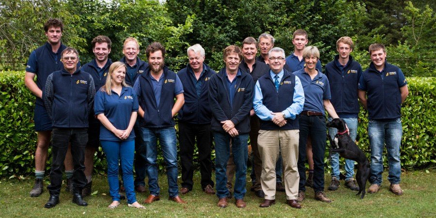 Team Pelham Farming - Fit for Harvest 2015