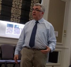JVFG consultant Jamie Gwatkin
