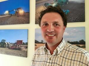 James Copas, Berkshire farmer, guest observer at JVFG meeting Summer 2017