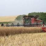 Measure combine harvester costs and efficiency with JVFG