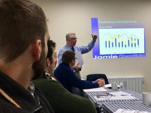 JVFG consultant Jamie Gwatkin explains results