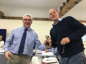 James Symington wins JVFG Costs of Production Cup