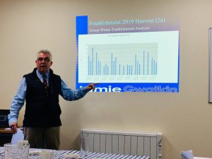 JVFG benchmarking costs of winter crop establishment