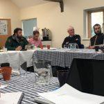 JVFG benchmarking group meets November 2019